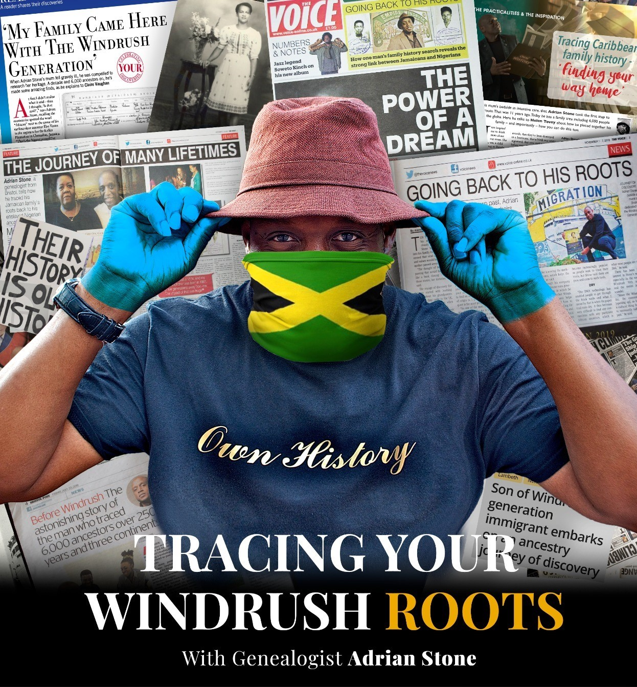 Tracing Your Windrush Roots